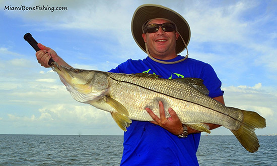 Miami Bonefishing Flats Fishing Charters On Biscayne Bay